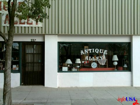 Antique Alley